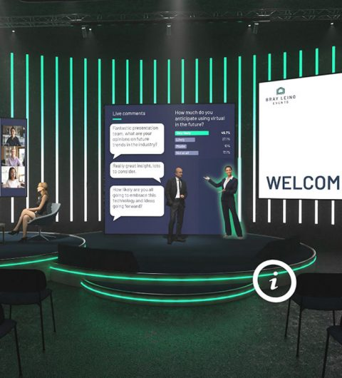 The VX Lab uses high tech to deliver immersive 3D experiences with measurable brand insights