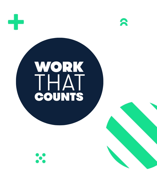 work that counts - large